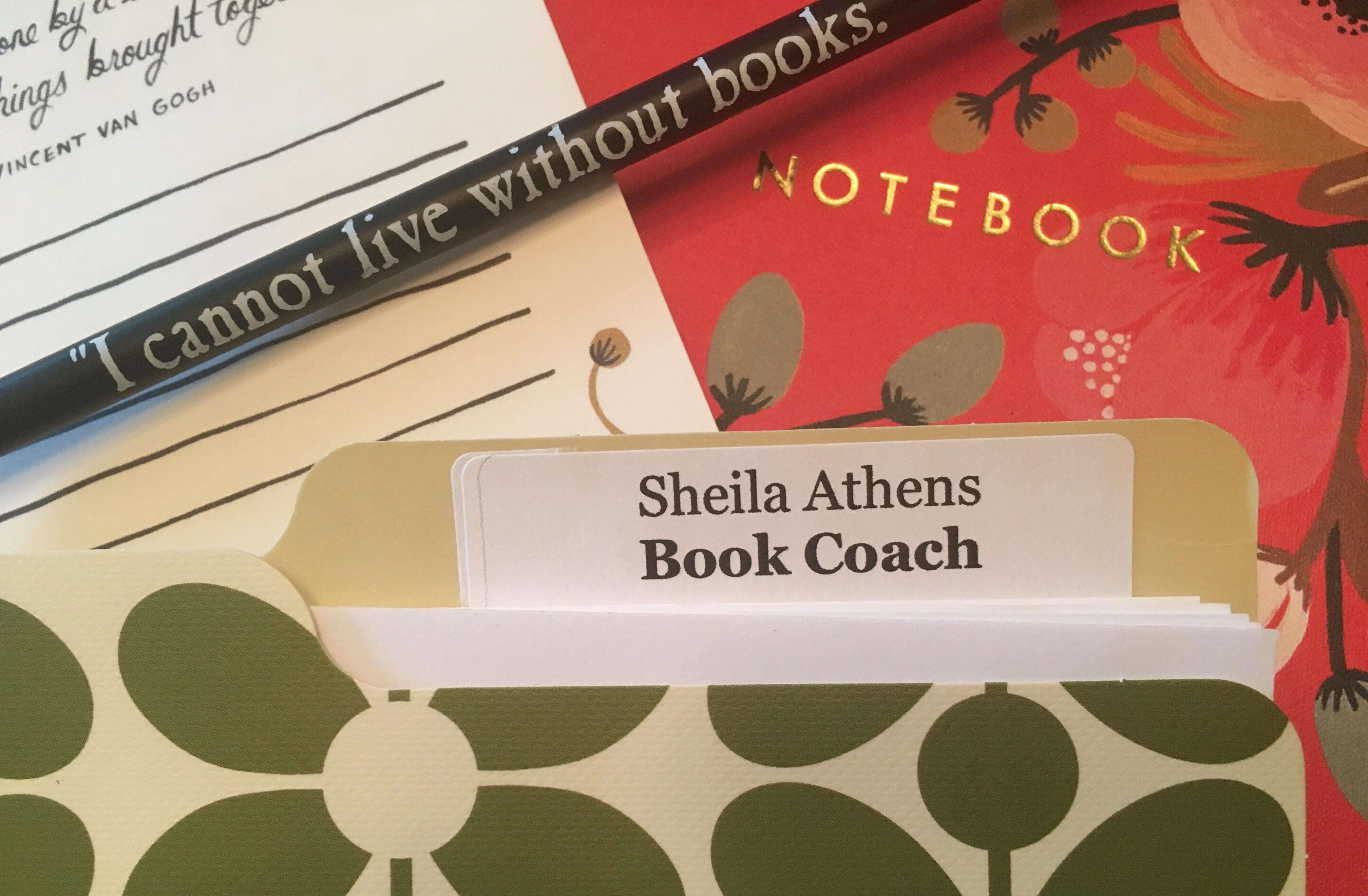 Book coach folder