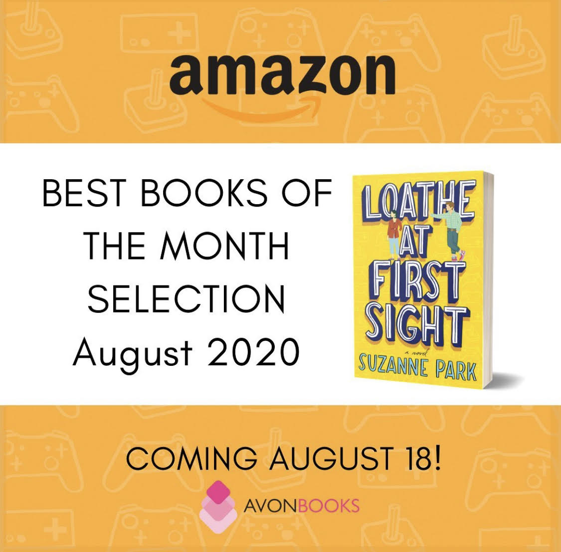 loathe at first site amazon best book of the month